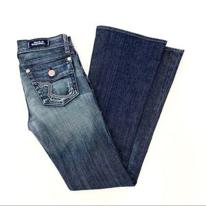 Rock & Republic Bootcut Blue Jeans 26X30